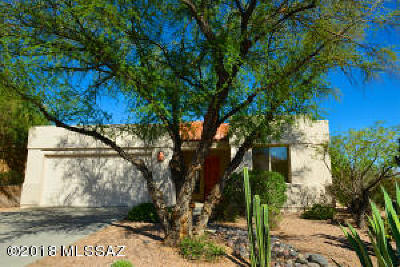 Tucson Single Family Home For Sale: 5116 N Fairway Spring Drive