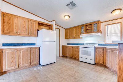 Pima County Manufactured Home For Sale: 742 W Laguna Street
