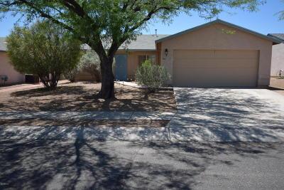 Tucson Single Family Home For Sale: 9024 E Pomegranate Street