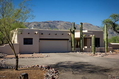 Tucson Single Family Home For Sale: 11533 E Limberlost Road