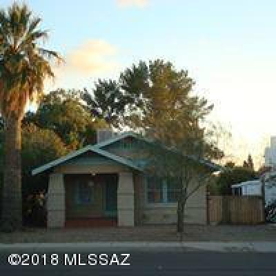 Tucson Residential Income For Sale: 642 E Speedway Boulevard