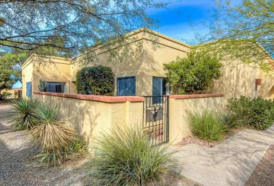 Oro Valley Townhouse For Sale: 787 E Camino Corrida
