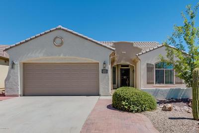 Sahuarita Single Family Home For Sale: 14224 S Camino Burgos