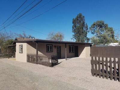 Tucson Single Family Home For Sale: 1301 W Franklin Street