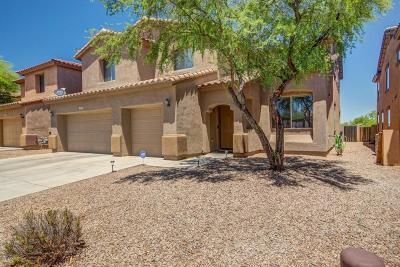 Sahuarita Single Family Home For Sale: 14647 S Avenida Cucana