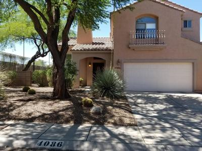 Pima County Single Family Home For Sale: 4086 N Star Park Place