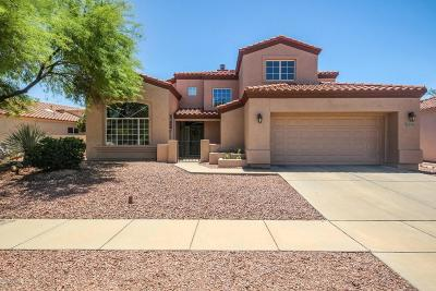 Tucson Single Family Home For Sale: 440 E Deers Rest Place