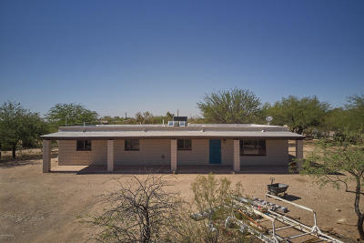 Tucson Single Family Home For Sale: 12000 W Calle Madero