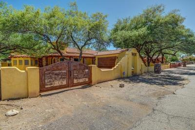 Single Family Home For Sale: 2301 W Holladay Street