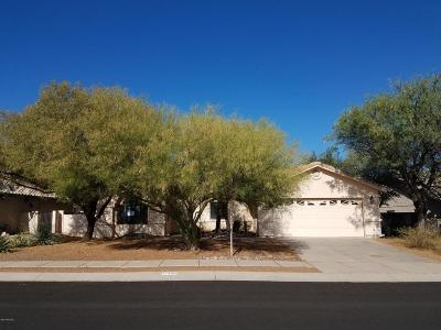 Oro Valley Single Family Home For Sale: 12480 N Copper Queen Way