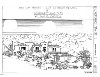 Tucson Residential Lots & Land For Sale: 4143 N Lindstrom Place #23