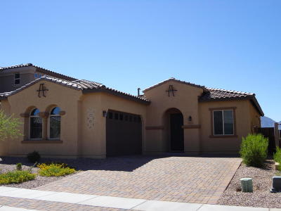 Oro Valley Single Family Home For Sale: 13370 N Cottontop Court