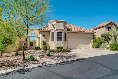 Oro Valley Single Family Home For Sale: 1705 E Deer Shadow Lane