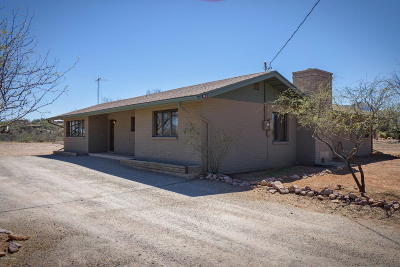 Tubac Single Family Home For Sale: 7 Piedra Drive