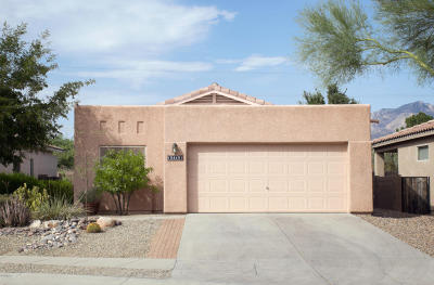 Tucson Single Family Home For Sale: 5440 N Mesquite Bosque Way