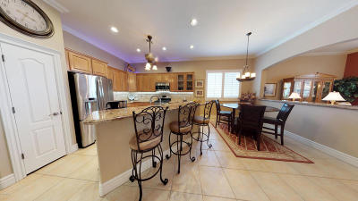 Marana Single Family Home For Sale: 5141 W Coyote Gulch Loop