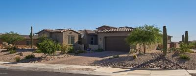 Oro Valley Single Family Home Active Contingent: 11791 N Palawan Place