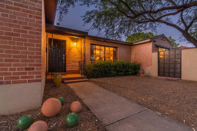 Tucson Single Family Home For Sale: 2725 E 8th Street