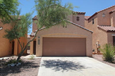 Sahuarita Single Family Home For Sale: 14364 S Camino El Galan