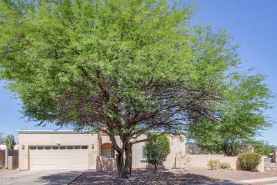 Pima County Single Family Home Active Contingent: 5526 S Swires Road