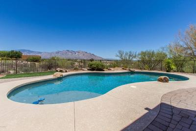 Tucson Single Family Home For Sale: 9950 N Camino Del Plata