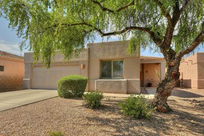 Tucson Single Family Home For Sale: 7424 E Placita Positivo