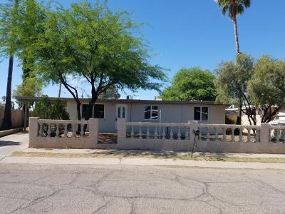 Pima County, Pinal County Single Family Home For Sale: 4302 E Frankfort Stravenue