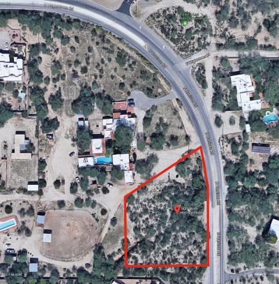 Tucson Residential Lots & Land For Sale: 1625 N Harrison Road