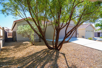 Vail AZ Single Family Home For Sale: $214,500