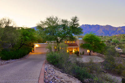 Tucson AZ Single Family Home For Sale: $525,000