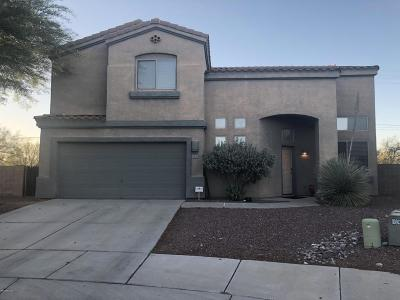 Pima County, Pinal County Single Family Home For Sale: 9238 E Desert Cove Circle
