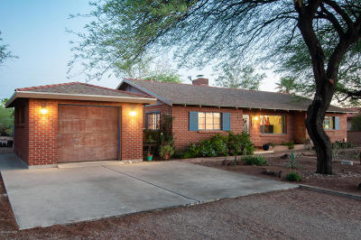 Tucson Single Family Home For Sale: 2320 E Seneca Street