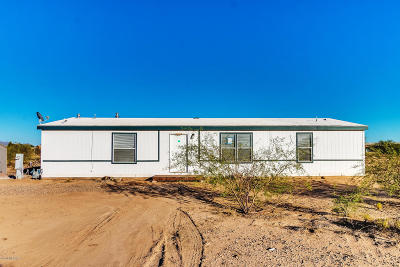 Pima County, Pinal County Manufactured Home For Sale: 5536 N Squeak Place
