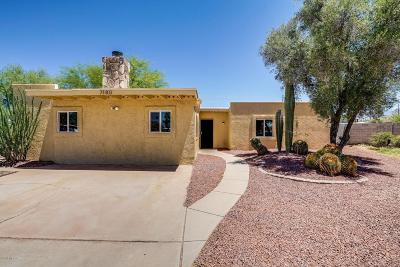 Tucson AZ Single Family Home For Sale: $207,350