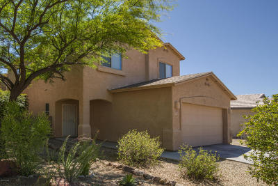 Tucson AZ Single Family Home For Sale: $189,999
