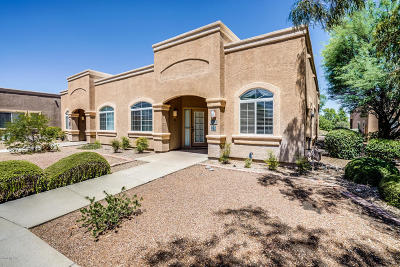 Pima County, Pinal County Townhouse For Sale: 1900 W Demetrie Loop