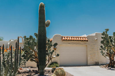 Tucson AZ Townhouse For Sale: $190,500