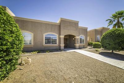 Pima County, Pinal County Townhouse For Sale: 1853 W Demetrie Loop