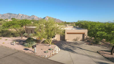 Pima County Single Family Home For Sale: 771 W Sedona Ridge Place