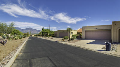 Pima County Townhouse For Sale: 3012 S Camino Kino