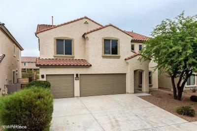 Sahuarita Single Family Home For Sale: 14344 S Via Del Moro