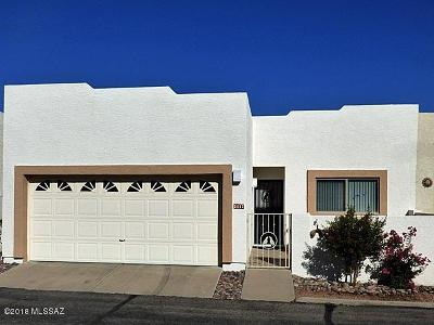 Tucson Townhouse For Sale: 2817 S Stacy Drive