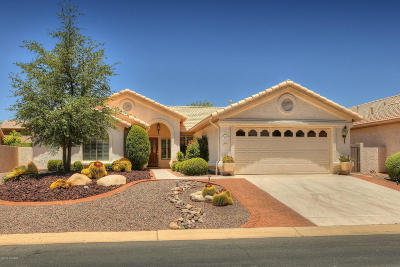Saddlebrooke Single Family Home For Sale: 37754 S Niblick Drive