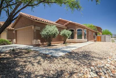 Single Family Home Active Contingent: 8395 S Minoan Drive