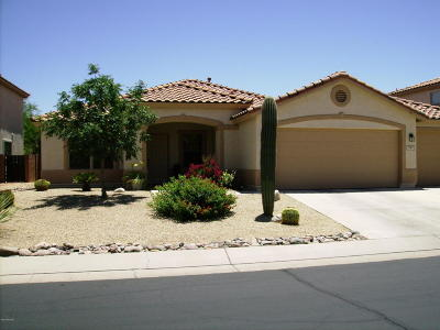 Oro Valley Single Family Home For Sale: 1301 W Tee Up Way
