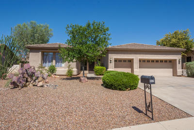 Oro Valley Single Family Home For Sale: 11571 Mountain Breeze Drive