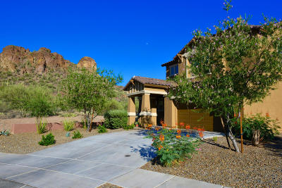 Single Family Home For Sale: 4243 W Beehive Peak Court