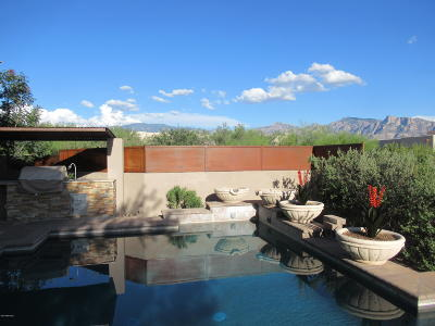 Oro Valley Single Family Home For Sale: 857 W Moore Road