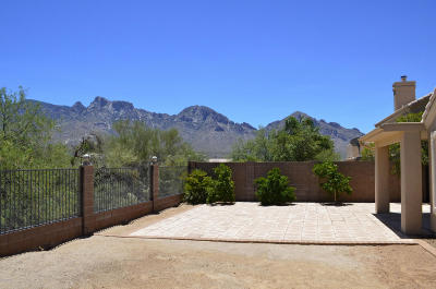 Tucson Single Family Home Active Contingent: 11720 N Labyrinth Drive