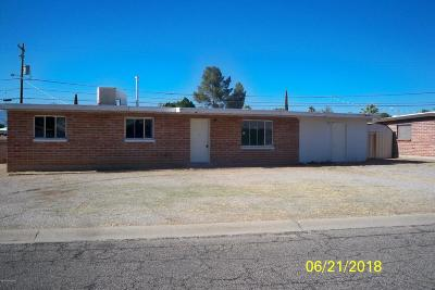 Tucson Single Family Home For Sale: 7001 E Calle Canis